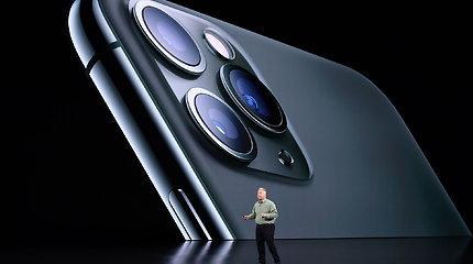"""""""Apple"""" pristatė rudeninį obuolių derlių: telefonai, planšetės, laikrodžiai ir paslaugos"""