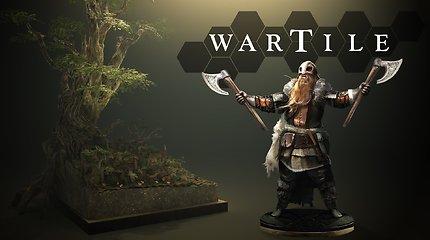 """Kai tavo žaidimo meistras karantine: """"Wartile"""" apžvalga"""