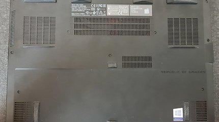 """""""ASUS ROG Zephyrus G15"""" nešiojamasis kompiuteris"""