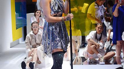 Monika Pundziūtė lankėsi uždarame Ritos Oros vakarėlyje
