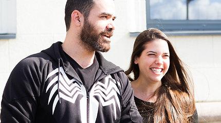 Į Vilnių atvyko visame pasaulyje garsūs komiksų kūrėjai Yehuda ir Maya Devir