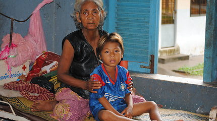 UNICEF Lietuvos misija Kambodžoje
