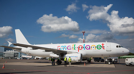 """Small Planet Airlines"" iškelta bankroto byla"