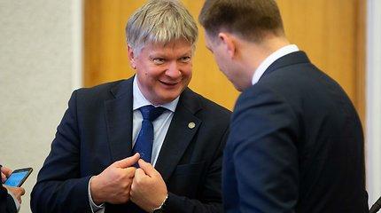 """Žemės ūkio ministras K.Navickas: užkietėjęs gamtos mylėtojas, krėtęs """"zbitkų"""" sovietams"""