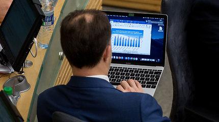 Seime svarstomas 2019 metų valstybės biudžetas