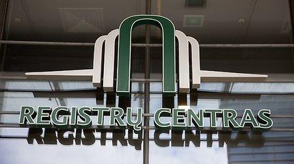 Registrų centro prekės ženklą vilniečių agentūra kurs už 8,5 tūkst. eurų