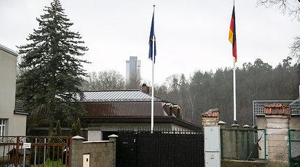 Petro Masiulio prabangų namą Žvėryne išsinuomojo Vokietijos ambasada