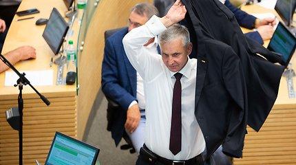 """P.Urbšys neišdrįso viešai atsiprašyti apšmeižto """"Lietkabelio"""" prezidento A.Bieliausko: apskundė teismo sprendimą"""
