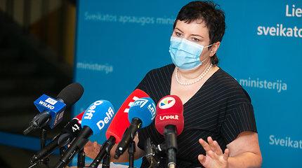 A.Veryga apie situaciją dėl koronaviruso ir teisėsaugos atliekamą tyrimą