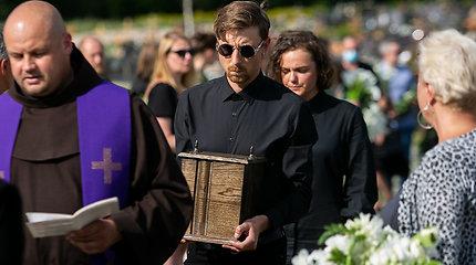 Atsisveikinimas su raštininku Aurelijumi Katkevičiumi