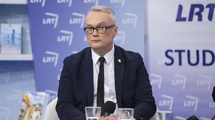LRT paliekantis Audrius Matonis dirbs VSD