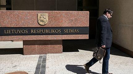 Seimas nusiteikęs leisti socialinėms įmonėms reinvestuoti 75 proc. pelno