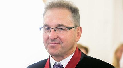 Vyriausybė patvirtino kandidatus į Europos prokurorus