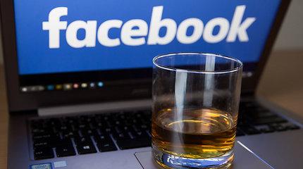 Kontrolieriai alkoholio verslą guja iš socialinių tinklų: spaudžia pasikeisti logotipus, ištrinti įrašus