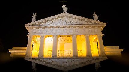 Žemės valandą paminėjo ir Vilnius: valandai prigesino šviesas