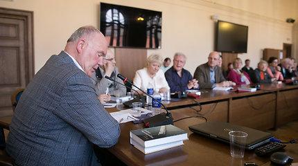Valentino Sventicko sudarytų knygų pristatymas Lietuvos mokslų akademijoje