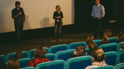 """Edukacinė filmų programa moksleiviams festivalyje """"Nepatogus kinas"""""""