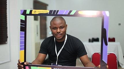 Nigerijos sostinėje Abudžoje apsilankė penkios Lietuvos IRT bendrovė