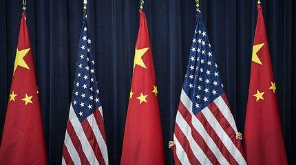 Kinija rengiasi atnaujinti JAV žemės ūkio produktų pirkimą, toliau pirks kiaulieną