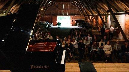 """""""Kaunas Piano Fest"""" baigiamasis akordas – išskirtinis dvigubas koncertas"""