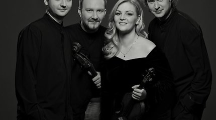 Užutrakio dvare skambės elegiška meilės obojaus ir styginių kvarteto muzika