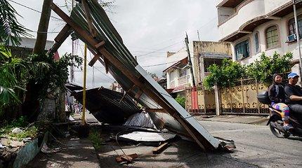 Taifūno Phanfone padariniai Filipinuose