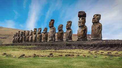Velykos Velykų saloje – kodėl gi ne?