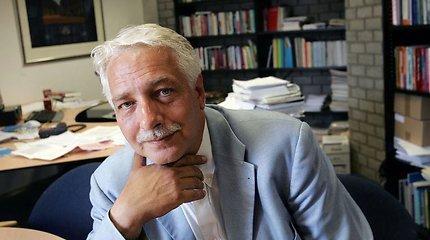 Profesorius Michielis S. de Vriesas: prasideda nauja viešojo valdymo era