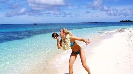 Egzotinė kelionė į Fidžio salas – auksiniai paplūdimiai ir pažintinis su čiabuvių tradicijomis