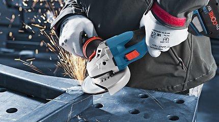 """""""Bosch"""" akumuliatoriniai įrankiai laidus stumia į technikos muziejų"""