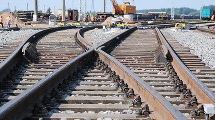 """""""Rail Baltica"""" statybas prižiūrės vokiečiai"""