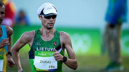 Olimpietis Marius Žiūkas: per gyvenimą sportiniu ėjimu