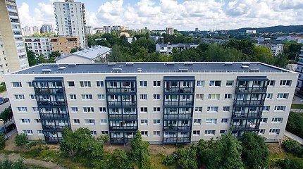 Vilniuje – spartus daugiabučių renovavimo proveržis
