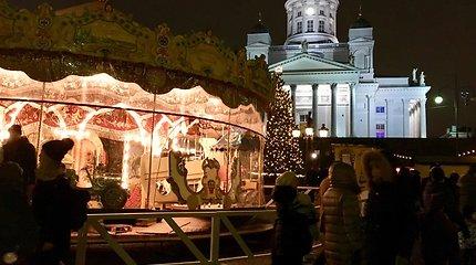Helsinkio kalėdinė mugė
