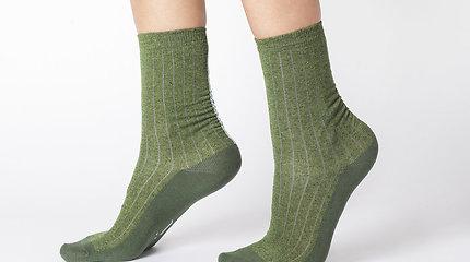 Kojinės iš perdirbto plastiko