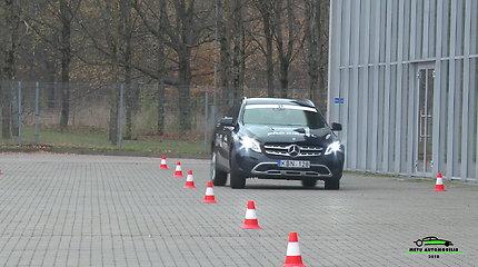 "Konkurso Lietuvos ""Metų automobilis 2018"" dalyvis – ""Mercedes-Benz GLA"""