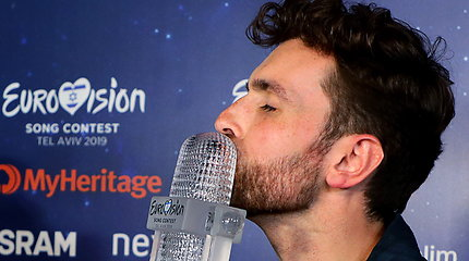 """Nyderlandai jau svarsto, kuriame mieste rengti 2020-ųjų """"Eurovizijos"""" dainų konkursą"""