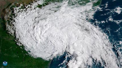 Gyvybei pavojingas uraganas Florence gali sukelti dar daugiau žalos