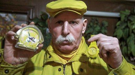 """Mįslingas""""Geltonasis vyras"""" paslaptį atskleis tik mirties patale – geltonai rengiasi jau 36 m."""