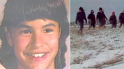 Rastas prieš 34 m. paslaptingai dingusios dvylikametės kūnas – pareigūnai bando įminti mįslę