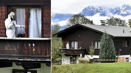 Poilsis Alpių kurorte baigėsi šeimos tragedija: pavydus vaikinas nužudė buvusią merginą ir jos artimuosius