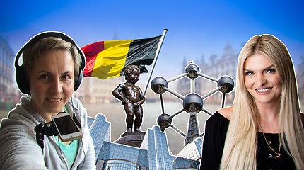 """""""Pasaulis namuose"""": Belgijos lietuvė susirūpinusi mokymu Lietuvoje: paklausius mokinių patarimo mokytojų autoritetas nesumažės"""