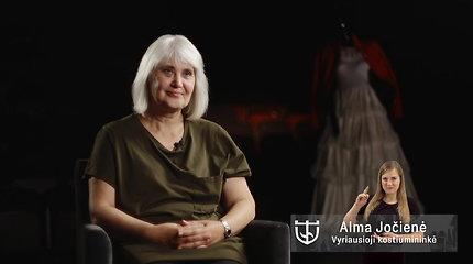 """""""Daugiau nei teatras: Klaipėdos dramos teatro kostiumininkė Alma Jočienė"""