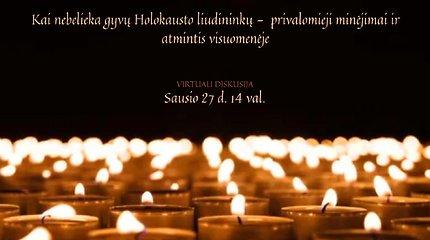 Kai nebelieka gyvų Holokausto liudininkų – privalomieji minėjimai ir atmintis visuomenėje