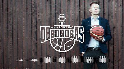"""""""urBONUSas"""": T.Balčėtis – apie komišką kvietimą į NBA ir lietuvių mafiją """"Nuggets"""" klube"""