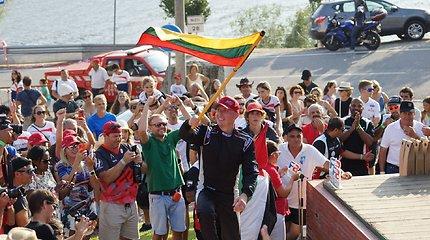 Edgaras Riabko užsitikrino F2 Pasaulio čempionato bronzą