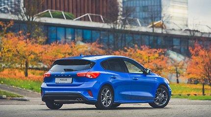 """Naujasis """"Ford Focus"""" jau ir Lietuvoje"""