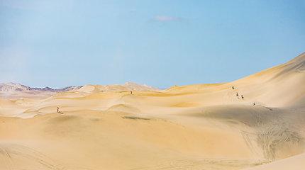 Dakare stebina ne tik nuvažiuotų kilometrų skaičius, bet ir įamžintų akimirkų kiekis