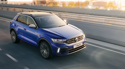 """Volkswagen R"" pristato naują kūrinį – ""T-Roc R"""