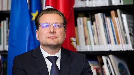 D.Radzevičius apie R.Karbauskio pasirašytas pataisas: turime uždegti raudoną lemputę